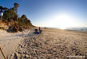 Kopalino plaża
